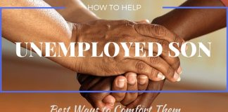 How Help Unemployed Son