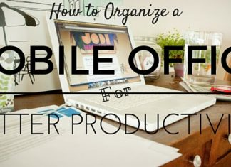 How to Organize Mobile Office