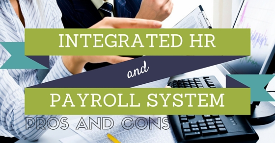 Integrated HR and Payroll System