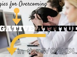 Overcoming Negative Attitudes Strategies
