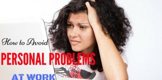 Personal Problems at Work
