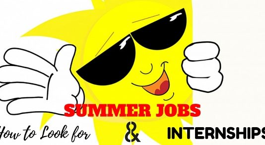 Summer Jobs and Internships