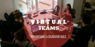 Virtual Teams Advantages Disadvantages