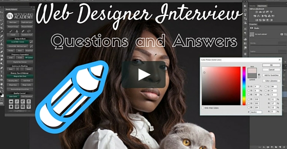 Web Designer Interview Tips
