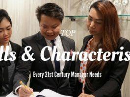 21st Century Manager Skills Characteristics