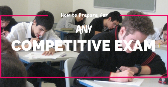 Competitive Exam Preparation Tips
