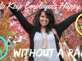 How Keep Employees Happy Without Raise