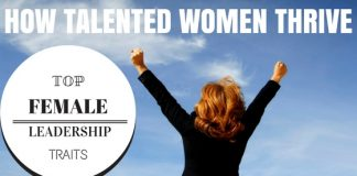 How Talented Women Thrive