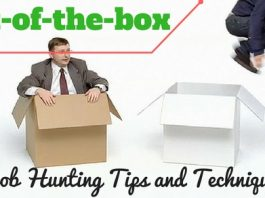 Out-of-the-box Job Hunting Tips