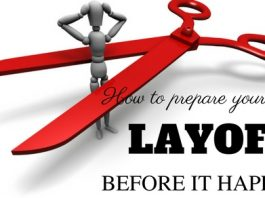 Preparing for Layoff before it happens