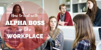 Alpha Boss in the Workplace