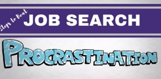 Beat Job Search Procrastination