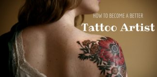 Become a Tattoo Artist