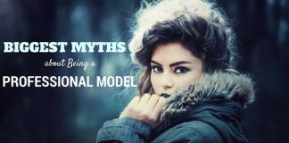 Being a Model Myths