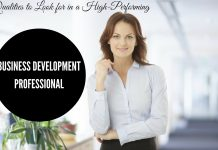 Business Development Professional