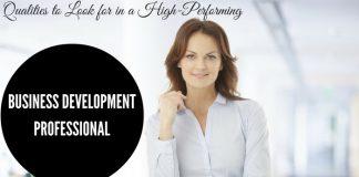 Business Development Professional