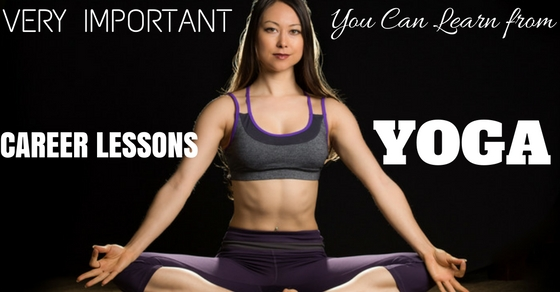 Career Lessons from Yoga
