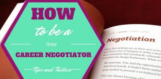 Career Negotiation Tips Tactics