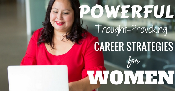 Career Strategies for Women