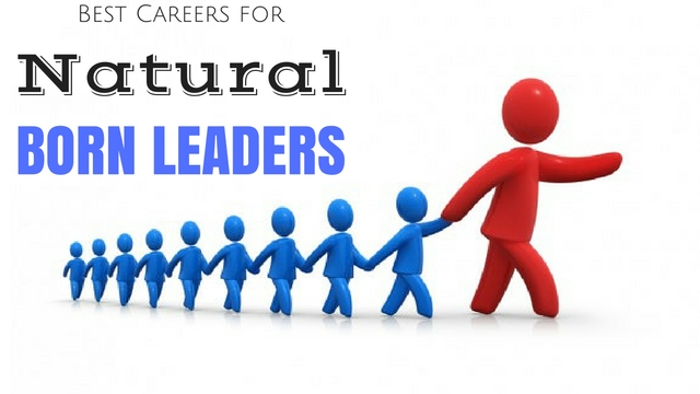 Careers for Born Leaders