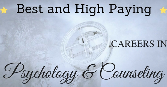 Careers in Psychology and Counseling