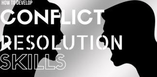 Conflict Resolution Skills Tips