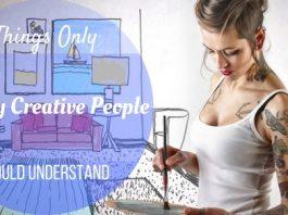 Creative People Traits Characteristics