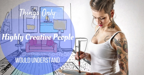 Creative People Traits Characteristics