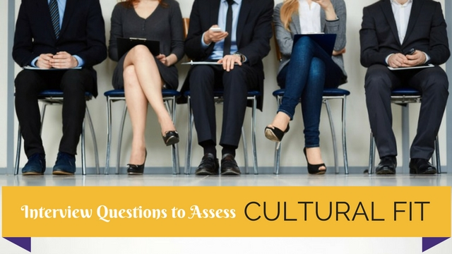 Cultural Fit Interview Questions Answers