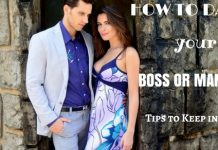 Dating your Boss or Manager