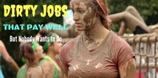Dirty Jobs That Pay Well