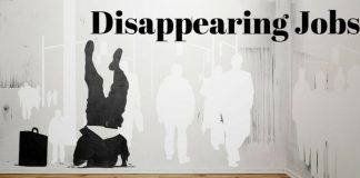 Disappearing Jobs