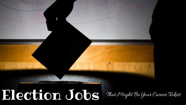 Election Jobs Career Tickets