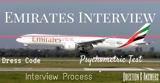 Emirates Interview Process Guide