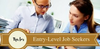 Entry Level Position Tips