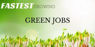 Fastest Growing Green Jobs