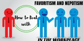 Favoritism Nepotism in Workplace