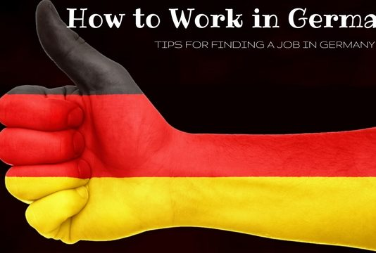 Finding job in Germany