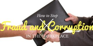 Fraud and Corruption in Workplace