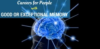 Good or Exceptional Memory Jobs