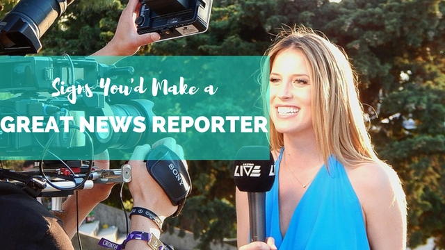 Great News Reporter Signs