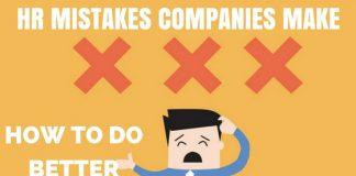 HR Mistakes Companies Make