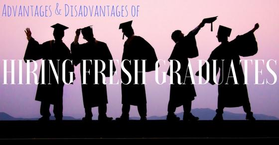 Hiring Fresh Graduates