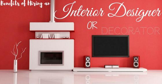 Hiring Interior Designer Beneifts