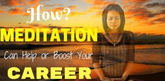 How Meditation Help Your Career