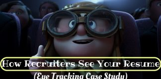 How Recruiters See Your Resume