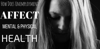 How Unemployment Affect Health