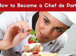 How to Become a Chef de Partie