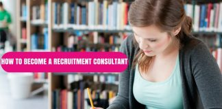How to Become a Recruitment Consultant