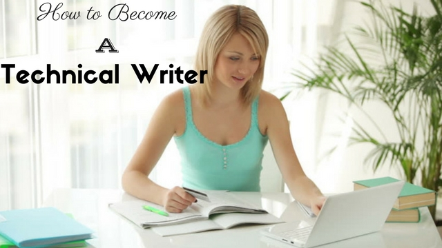 How to Become a Technical Writer